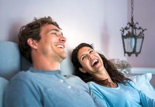 داشتن رابطه شاد