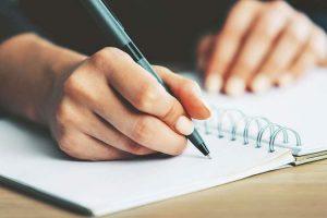 مهارت های نوشتاری