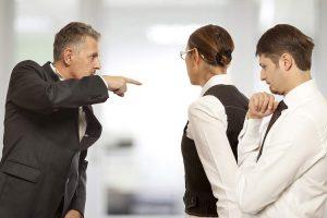 مدیریت تعارضات در جلسه