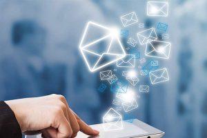 مدیریت ایمیل ها به صورت موثر