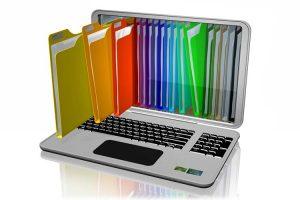 مدیریت فایل های الکترونیکی