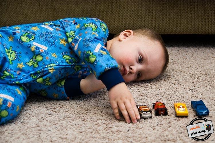 نشانههای کودک مبتلا به اوتیسم