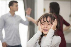 آماده کردن کودکان برای طلاق