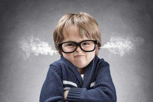 آموزش مدیریت خشم و هیجان به کودکان