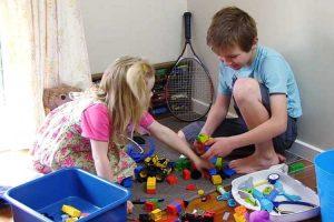 آموزش نظم و رفع مشکل ریخت و پاش در کودک