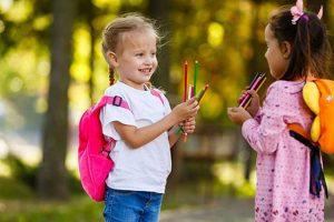آموزش کمک به افراد نیازمند در کودکان