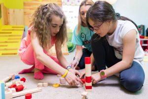 ایجاد حس همکاری در کودکان