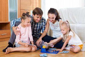 بازیهای خانگی برای افزایش تمرکز کودک