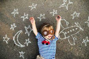 بازی های تخیلی و پرورش ذهن کودک
