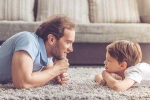 برخورد مناسب با رفتار و سوالات جنسی کودکان