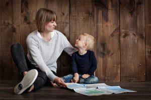 راهکارهایی برای حرف گوش نکردن بچه ها