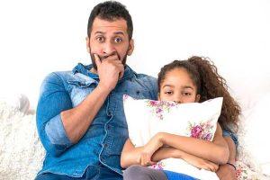 رفتار مناسب با کنجکاوی جنسی کودکان