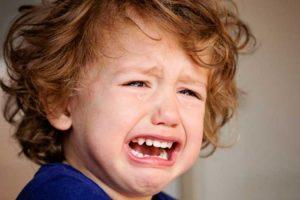 علت های رایج گریه کردن کودکان