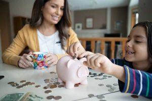 پول دادن به کودکان و توانایی ذهن