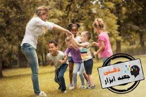 تاثیر بازی در رشد کودکان