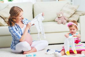 آمادگی برای تولد فرزند دوم