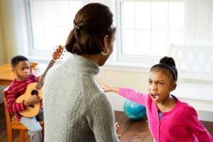 آموزش خود کنترلی در کودکان