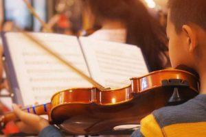 اثرات آموزش موسیقی بر مغز کودکان