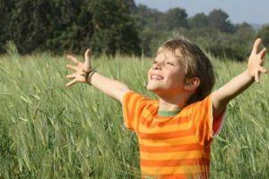 استقلال و آزادی عمل برای کودکان