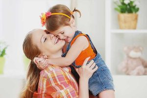 اصول ابراز احساسات به کودکان