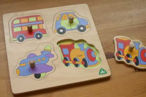 اهمیت بازی پازل برای کودکان