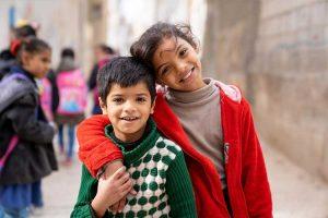 اهمیت روابط دوستی در کودکان