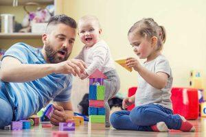 بازی های جذاب فکری برای نوزادان