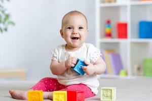 بازی های مناسب برای نوزاد یک ساله