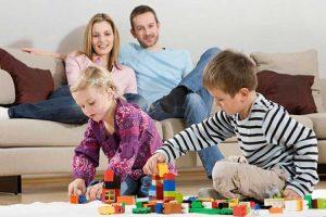 بازی های گروهی خانوادگی