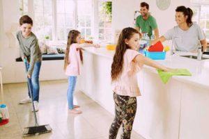 تقویت حس مسئولیت پذیری در کودکان