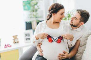 حمایت از همسر باردار توسط پدر