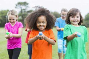 دستاورد بازی های رقابتی برای کودکان