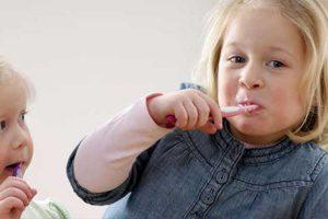 راهکارهای آموزشی برای مسواک زدن کودکان