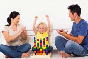 زیربنای اعتماد و اطمینان در ذهن کودک