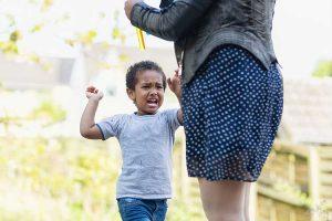 شکستن دور باطل پرخاشگری کودک و والدین