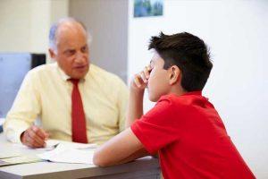 مشاوره با دانشآموزان ناسازگار