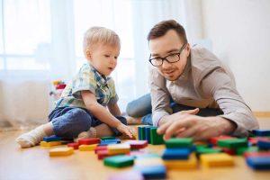 معرفی بازی برای کودکان دو ساله