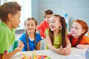 مقدمات رشد اجتماعی کودکان