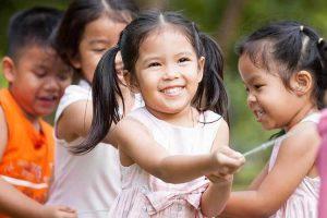 مهارتهای اجتماعی در کودکان