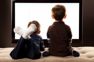 چگونگی تاثیر تلویزیون روی کودکان