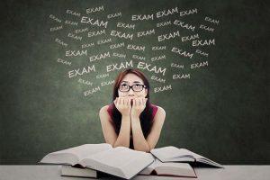 کاهش اضطراب امتحان با افزایش خودکارآمدی