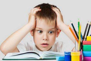 کمک به کودکان برای کنار آمدن با استرس