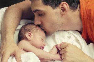 کنترل عصبانیت برای تازه پدرها