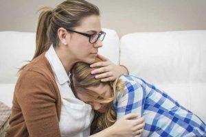 گفتن فوت والدین به کودکان
