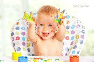 تاثیر نقاشی در رشد خلاقیت کودکان