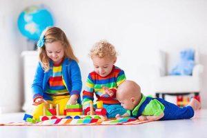 انتخاب اسباب بازی برای کودکان
