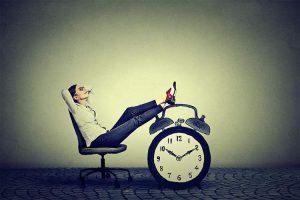 علت های تلف شدن وقت