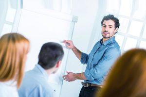 داشتن اعتمادبنفس رهبری