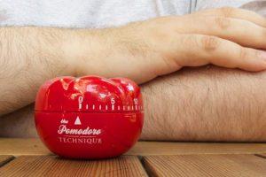 تکنیک گوجه فرنگی در مدیریت زمان