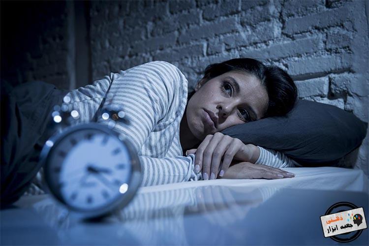 اختلالات خواب و رفع آنها